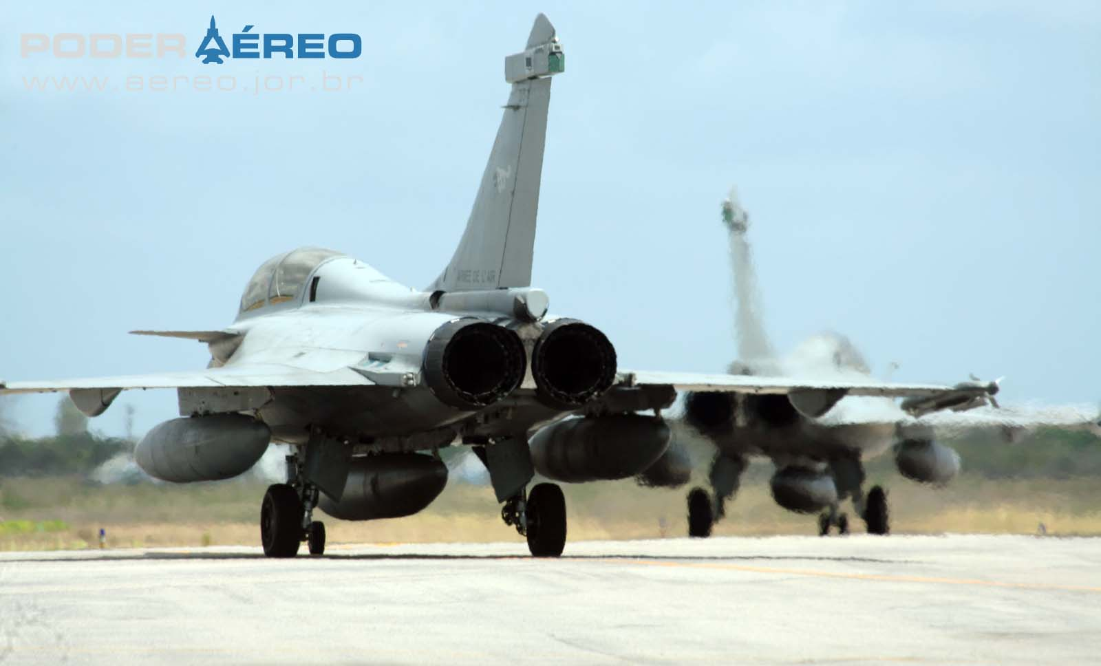 Rafale - foto 5 Galante - Poder Aéreo