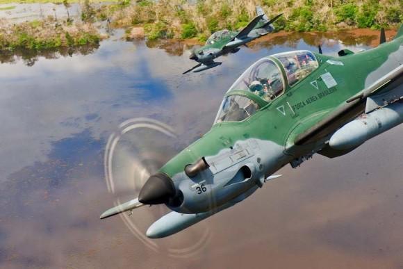 A-29 - foto FAB