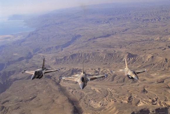 F-16 Netz - Barak - foto 2 Força Aérea Israelense