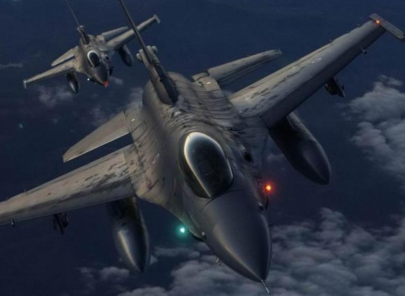 F-16 Turquia - foto 2 Força Aérea Turca
