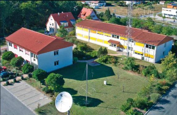 Instalações da Medav de Uttenreuth - foto Medav