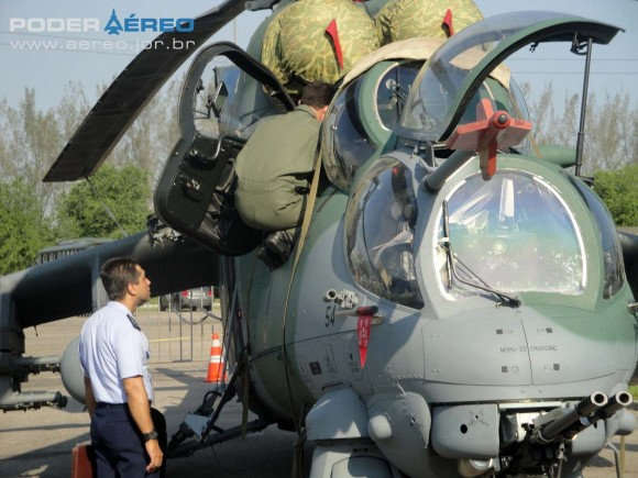 Mi-35 na Laad 2011 - foto Nunão