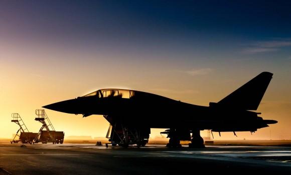 Typhoon biposto - foto BAE Systems