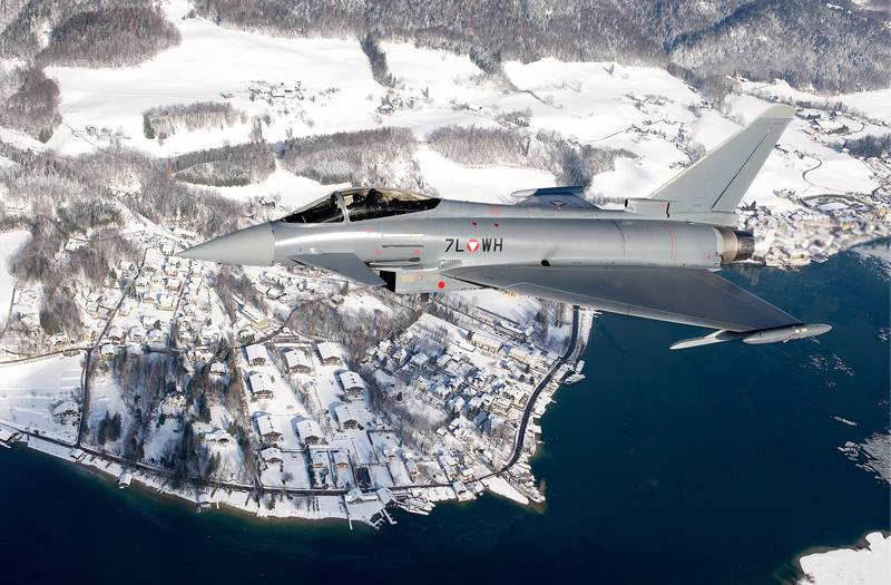 Austrian Eurofighter Typhoon_Markus Zinner_BMLVS_Vienna 2