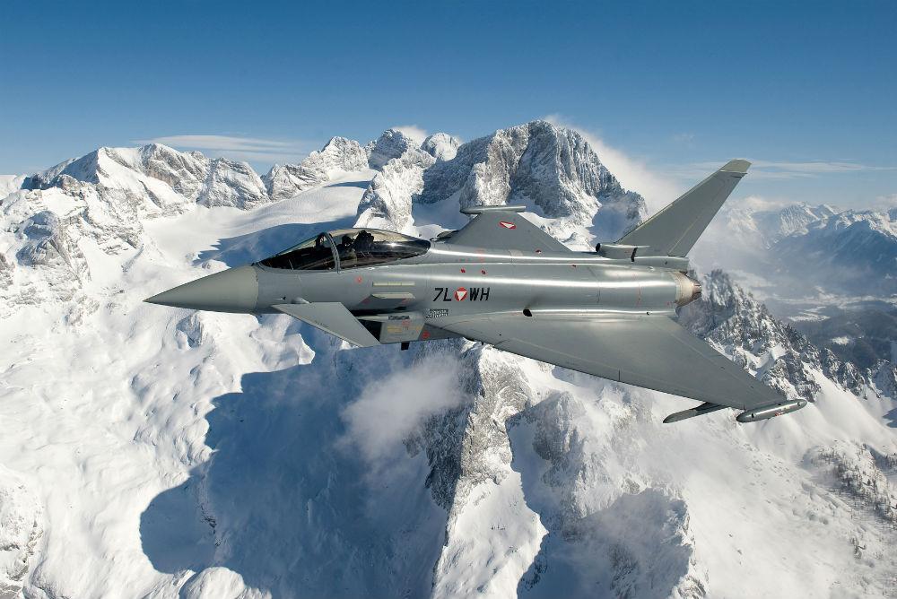 Austrian Eurofighter Typhoon_Markus Zinner_BMLVS_Vienna