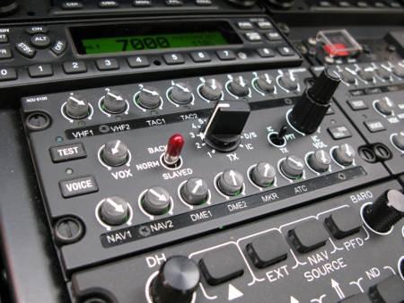 DVCS 6100 da Becker Avionics