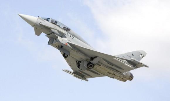 Eurofighter espanhol - foto 2 Ejercito del Aire