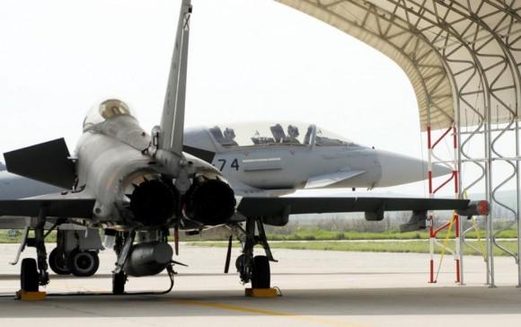 Eurofighter espanhol - foto 3 Ejercito del Aire