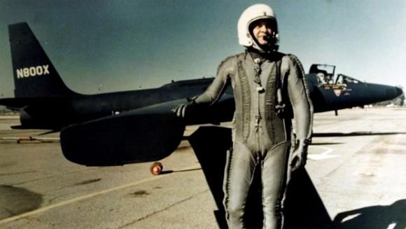 Lockheed Martin U-2 and FrancisGaryPowers