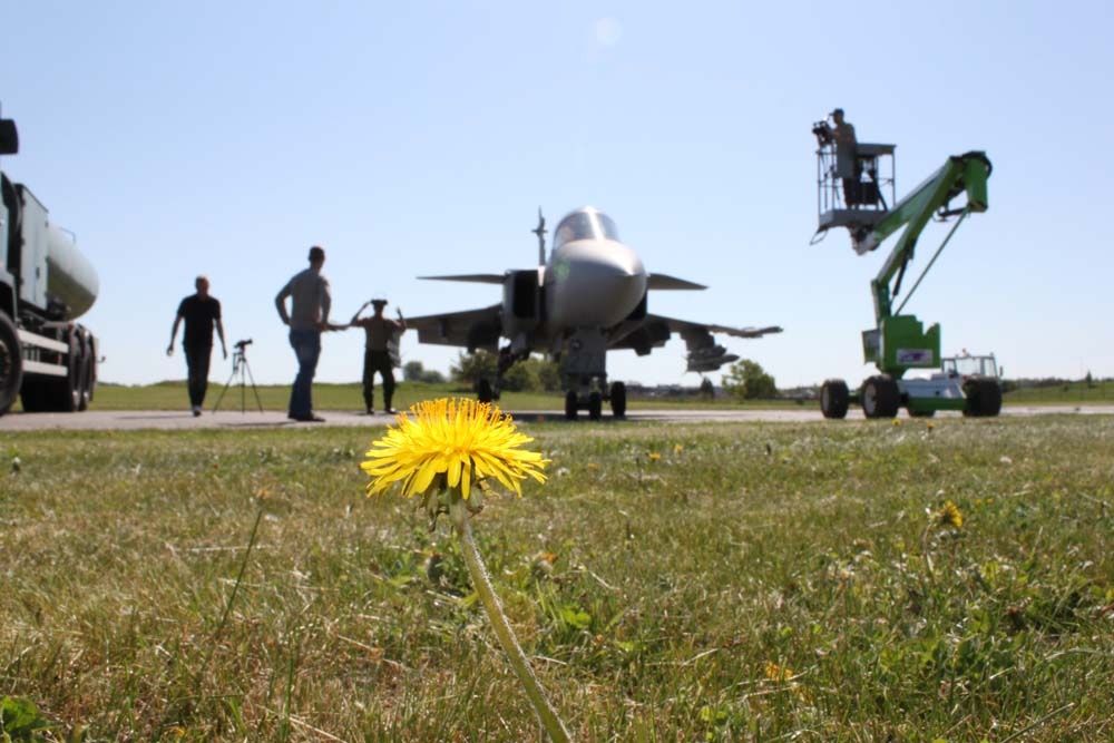 vídeo Gripen NG - cenas gravações via Gripen Blog - 1