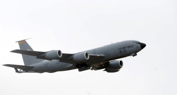 KC-135 - foto USAF