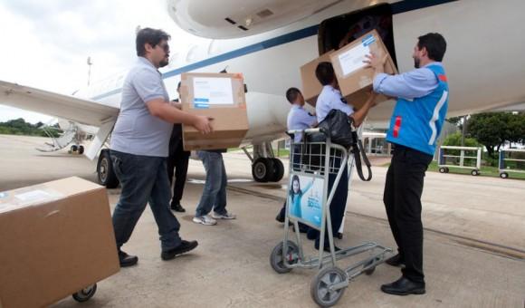 Legacy do GTE - transporte de medicamentos para Santa Maria - foto 2 FAB