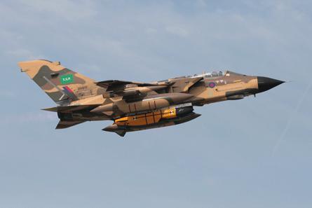 Panavia Tornado da RSAF
