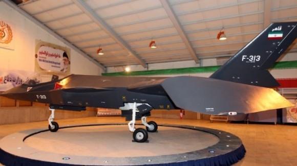 Qaher 313 - foto 2 Press TV