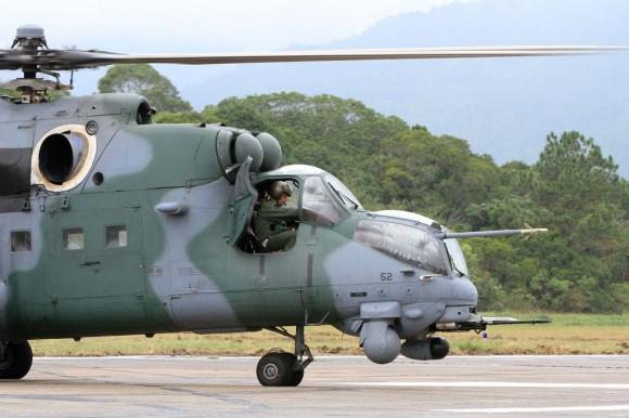 AH-12 Sabre - foto P Rezende - FAB