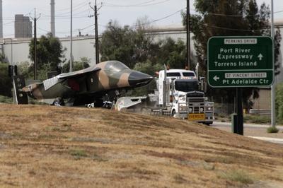 F-111 no South Australian Aviation Museum - foto 4 SAAM