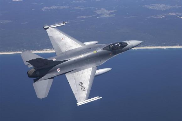 F-16 FAP - foto 2 Força Aérea Portuguesa