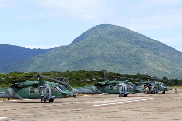H-60 Black Hawk - foto 2 P Rezende - FAB