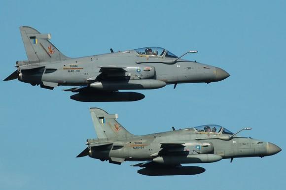 Hawk Malásia - foto via Malaysia flying herald