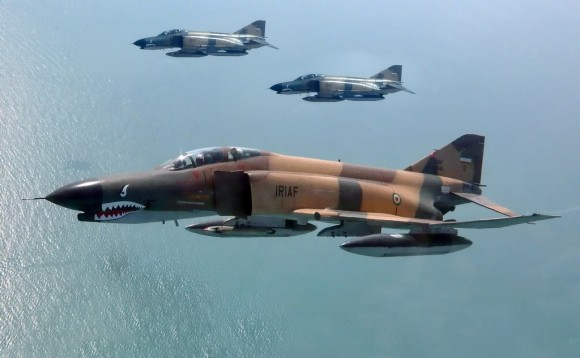 Islamic Republic of Iran Air Force (IRIAF)  F-4 Phantom II