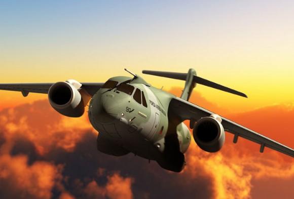 KC-390 - imagem 2 Embraer