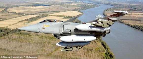 Rafale - foto Dassault