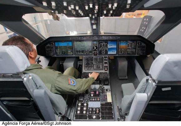 desenvolvimento KC-390 - foto 3 FAB - sgt Johnson