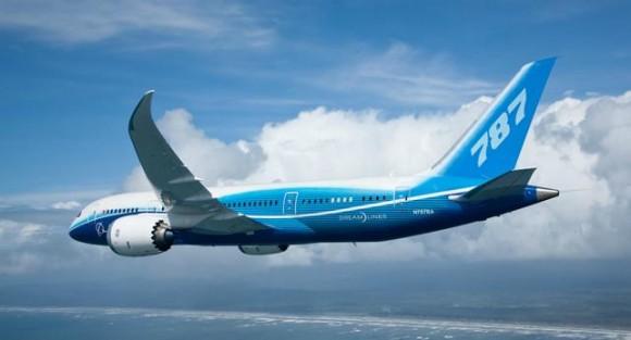 787 Dreamliner - foto Boeing