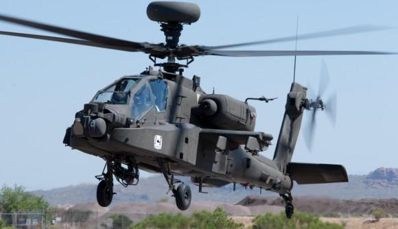 AH-64 Apache - foto 2 US Army