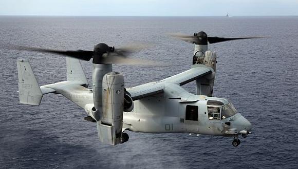 MV-22 Osprey - foto USN