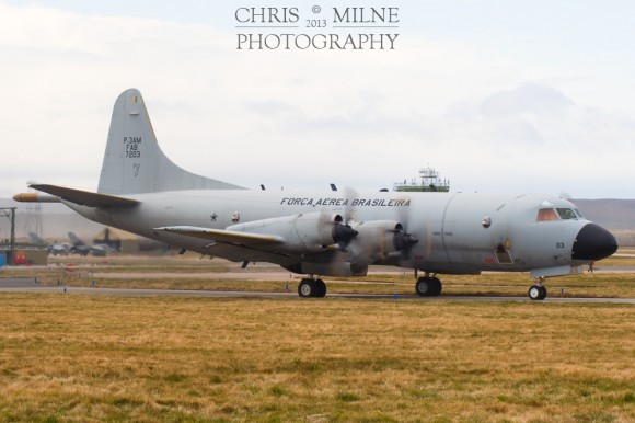 P-3AM Joint Warrior 13-1