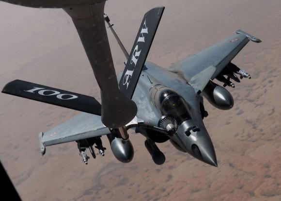 Rafale Mali 1 - foto USAF