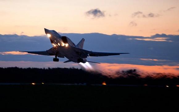 Tu-22 - foto Ministério da Defesa da Rússia