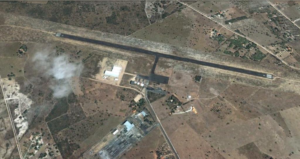 aeroporto municipal de feira de santana