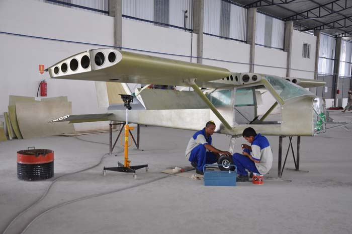 paradise fabrica de avioes da bahia