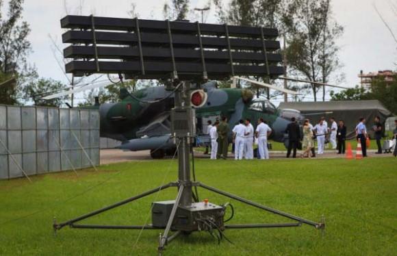 radar Saber M60 - foto sgt Batista - Ag Força Aérea - FAB