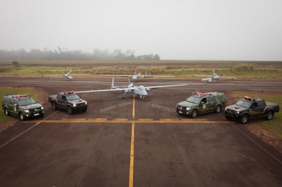 FAB Realiza Operação Conjunta com a Polícia Federal, Força N