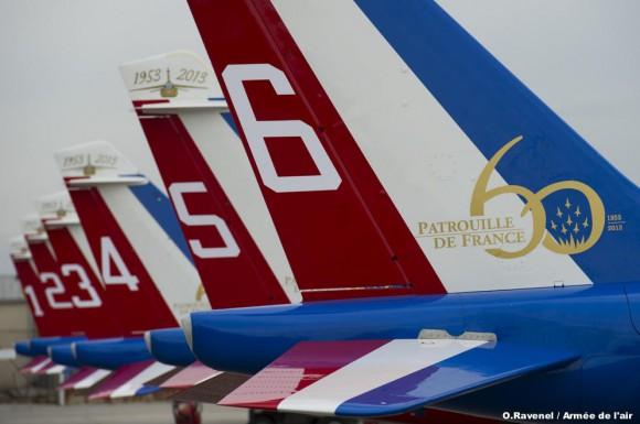 PAF 2013 - Patrouille de France 2013