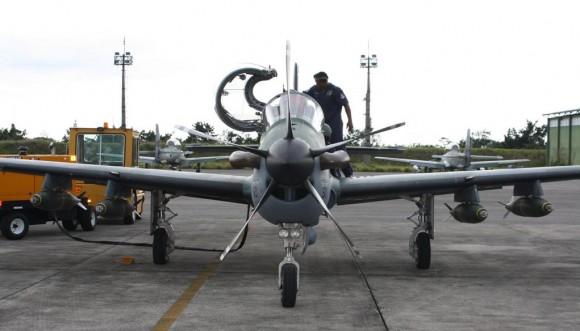 A-29 da FAB emprega pela primeira vez 4 bombas em Cachimbo - foto 3 FAB