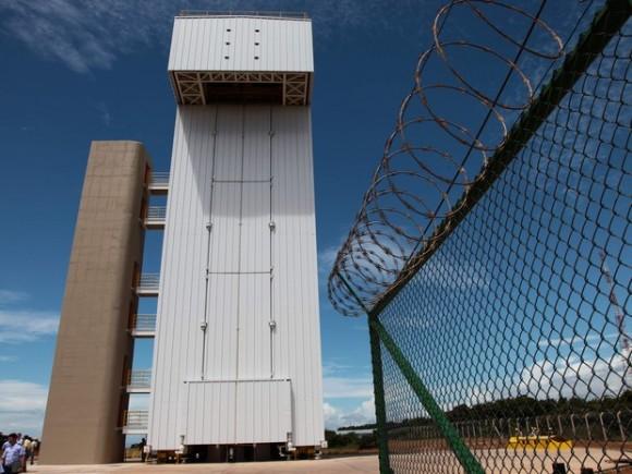 CLA - Centro de Lançamento de Alcântara - foto B Prado - O Estado via G1