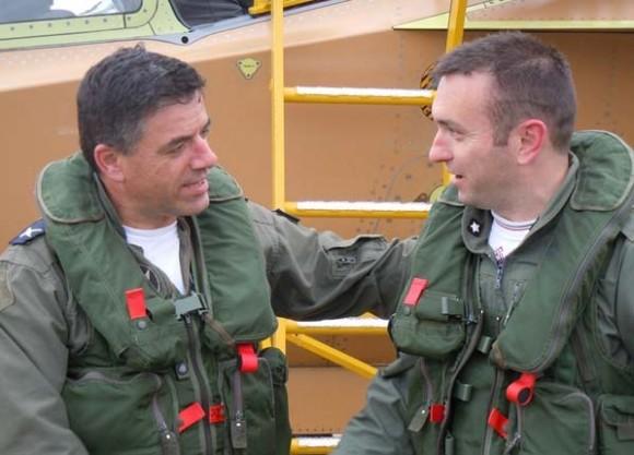 Comandante de Operações Aéreas da Força Aérea Israelense voa T-346 na Itália - foto 2 Força Aérea Italiana