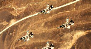 Caças F-16 de Israel