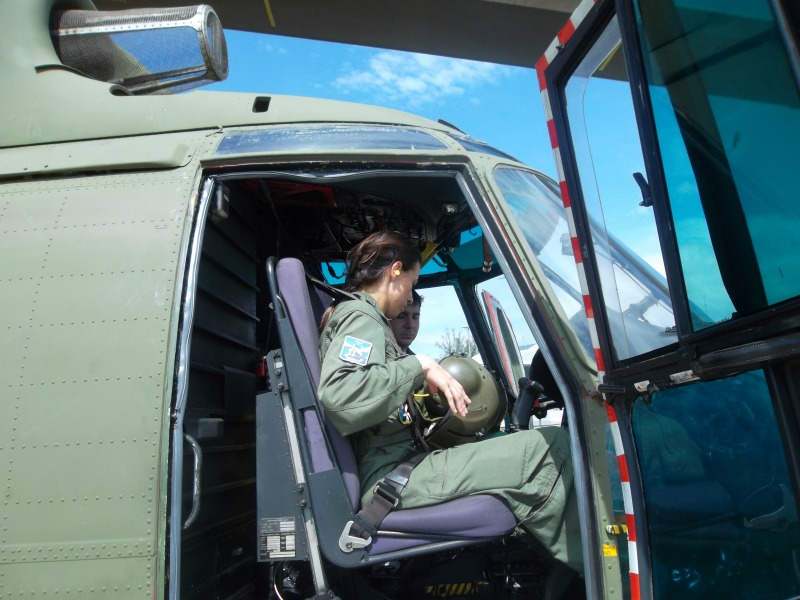 H-34 PRIMEIRA PILOTO