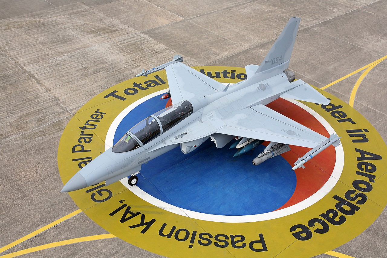 KAI FA-50