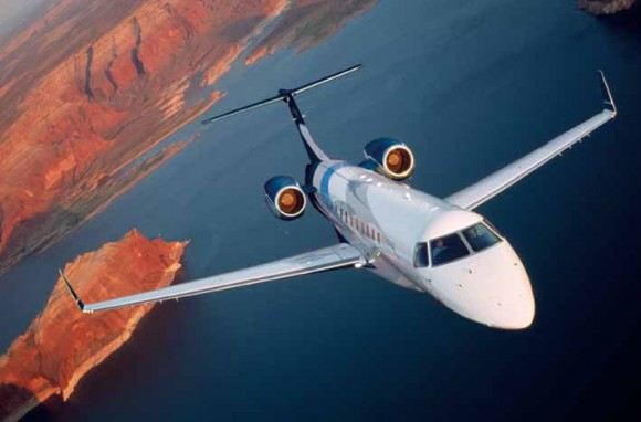 Legacy 600 - foto Embraer