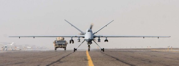 MQ-9 Reaper - foto USAF