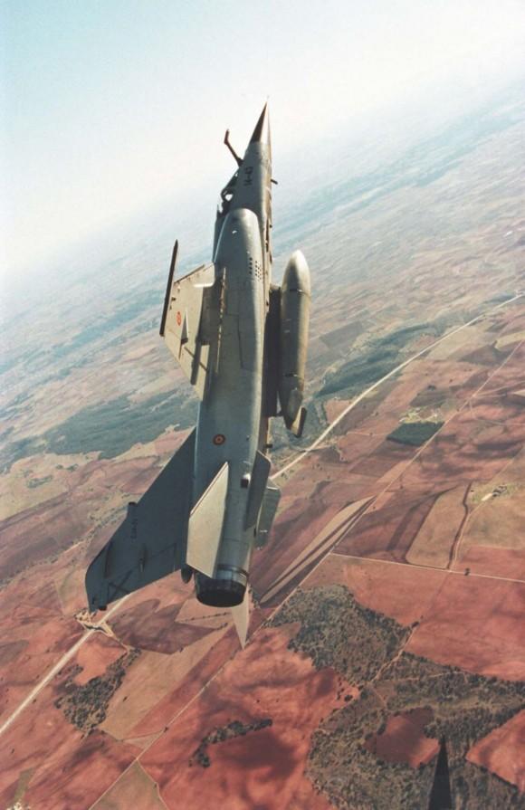 Mirage F1 - foto 3 Força Aérea Espanhola - Ejercito del Aire