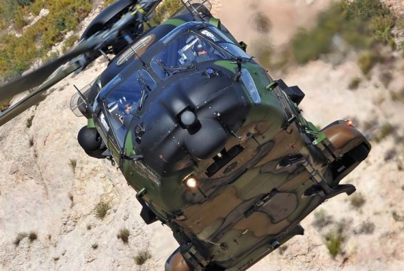 NH-90 TTH nas cores do Exército Francês - foto 2 NH Industries - Eurocopter