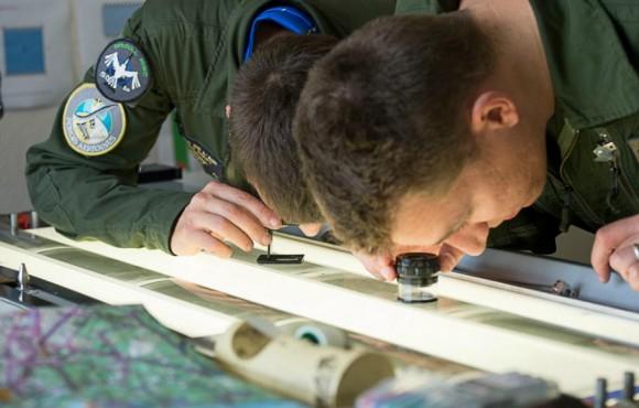 Recce Meet 2013 - análise de fotos - foto Força Aérea Francesa