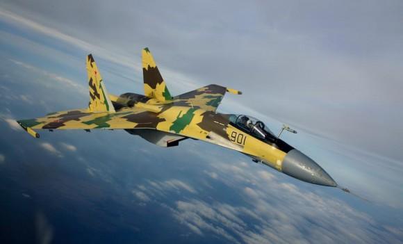 Su-35 - foto 2 Sukhoi